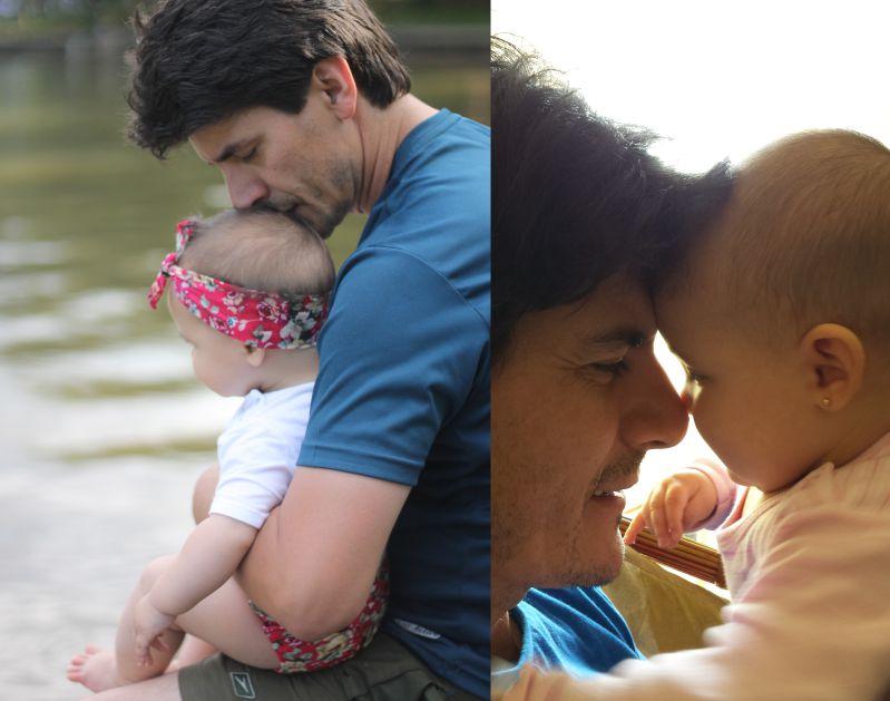 Aprendendo a ser pai de menina